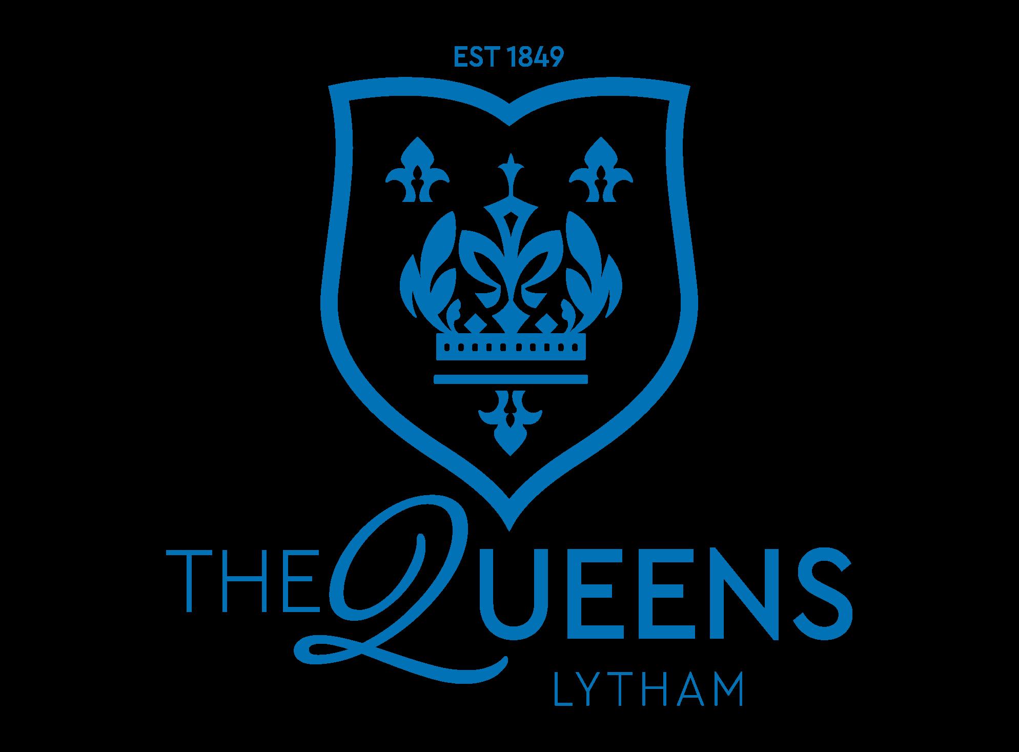 Queens Lytham Logo