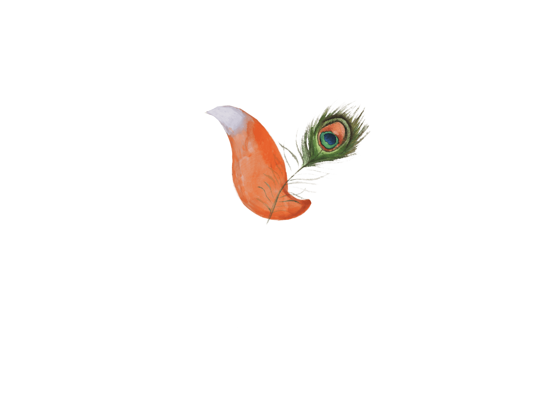 The Red Fox & Peacock